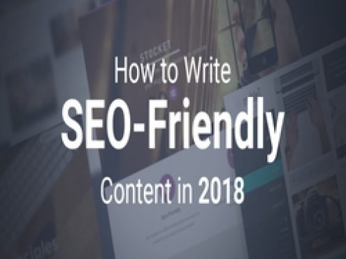 How to Write SEO Friendly Content in 2018