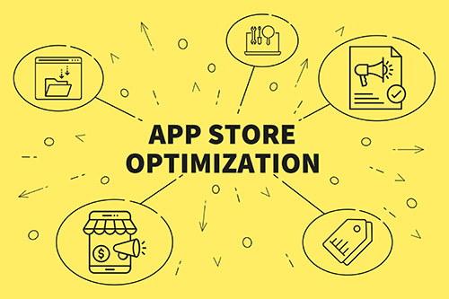 سئو اپلیکیشن - بهینه سازی برنامه موبایل